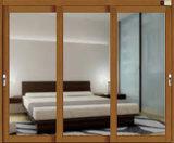 علّب [ألومينوم ويندوو] وباب من اثنان جانب نافذة ([ف-8850])