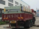 Ml-heiße verkaufende automatischer Teppich-hydraulische Ausschnitt-Maschine
