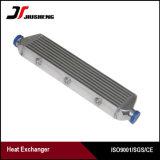 Échangeur de chaleur automatique d'ailette en aluminium professionnelle de plaque