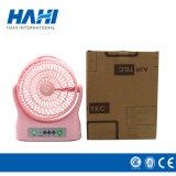 De navulbare Kleine Ventilator van de Ventilator USB + de Batterij van het Lithium