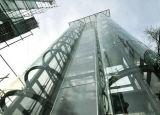 Panoramischer Aufzug-besichtigenaufzug-Krankenhaus-Höhenruder-Passagier