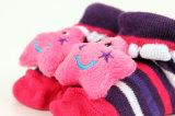 جذّابة [لوو بريس] طفلة قطر جوارب