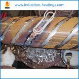 Машина топления индукции используемая в металлах сваривая паять