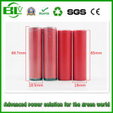 SANYO protegeu a bateria original autêntica do Li-íon 2600mAh 18650 de 100% para a lanterna elétrica