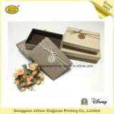 Caja de embalaje de encargo/rectángulo plegable rígido/rectángulo de papel