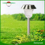 Luz ao ar livre do caminho da estaca da potência solar da iluminação da lâmpada da decoração da paisagem da jarda do gramado do jardim