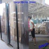 Горячее сбывание! стекло 1830 x 2440mm зеркала алюминия 3mm, двойное Coated с технологией покрытия вакуума Sputtering магнетрона