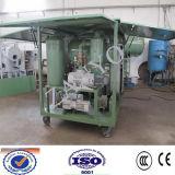 移動式使用された変圧器オイルの処置機械