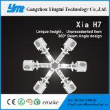 Linterna delantera a prueba de golpes de la cañería del proyector del blanco LED H7 Foglight