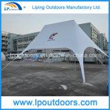 De openlucht Tent van de Ster van de Druk van het Embleem van de Schaduw van de Ster van het Aluminium van 10X14m