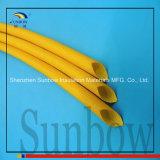 Sunbow VW-1黒いカラーシリコーンのガラス繊維のスリーブを付けること