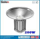 中国の製造者の競争価格および極度の明るい110lm/WセリウムのRoHS産業湾ライトLED 200W