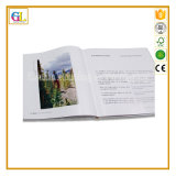 Книжное производство кассеты каталога книга в твердой обложке высокого качества
