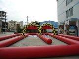 Anunciando a trilha inflável do carro de competência da esfera de Zrob para a venda