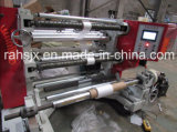 Film de PP/OPP/BOPP fendant la machine de Rewinder (type vertical)