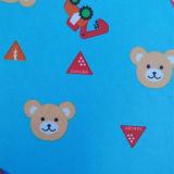 tela impresa oso de 400d Oxford para el pequeño bolso de hombro del bebé