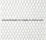 Cerca de alambre galvanizada hexagonal de pollo de Sailin