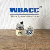 高性能のレーサーの燃料の清浄器のディーゼルフィルター、オイル水分離器R12t