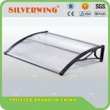 DIY Folding Roof Polycarbonate Sheet Canopy Awnings Bracket voor PC Gazebo Outdoor (yy-n)