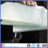 Ясность/молоко белое/серое цвет/прокатанное бронзой защитное стекло с Ce. ISO