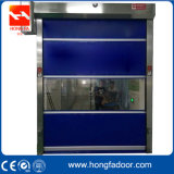 Portello ad alta velocità industriale automatico della saracinesca del PVC (HF-02)