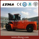 中国の専門の製造業者の大きいフォークリフト30トンのディーゼルフォークリフトの価格