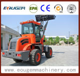 Caricatore Zl20 della rotella del trattore agricolo 2ton della Cina