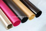 6063/6061 profil en aluminium de tube/pipe d'extrusion