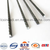 Fil d'acier de bonne qualité de béton contraint d'avance