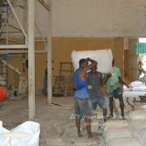 les pièces de machine de minoterie 55tpd/ont orthographié le manioc du Kenya de farine