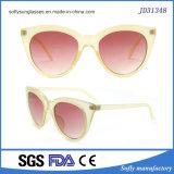 Gafas de sol retras de los ojos de gato de la manera de la manera de las señoras del verano