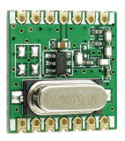 (G) FSK/moduli trasmettitore di Ook rf 240 - 960 megahertz Rfm119s