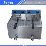 Frigideira elétrica industrial das microplaquetas (DZL-36V)