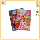 Impresión Softcover del libro de niños de la alta calidad