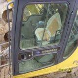 Fabricado en el mini excavador hidráulico usado Japón de la maquinaria de construcción de la correa eslabonada de KOMATSU (PC60-7)