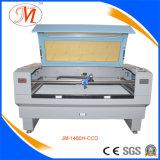 Macchina del laser Cutting&Engraving della Singolo-Testa con il posizionamento della macchina fotografica (JM-1480H-CCD)