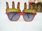 Óculos de sol felizes do partido e da novidade de Bitthday (GGM-206)