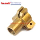 Peças de bronze fazendo à máquina do CNC do fabricante do OEM
