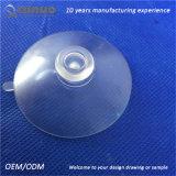 Cuvette en plastique d'aspiration de tête de champignon de couche de PVC de la vente chaude 55mm de Qinuo