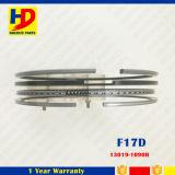voor de Uitrusting van de Zuigerveer van de Motor van Hino van het Graafwerktuig F17D (13011-2990 13011-2991 13019-1090B)