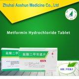 Tablette de Hyarochloride de metformine