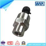 """Sensore con 1/4 """" di SAE, di pressione di SS304 4~20mA filetto 7/16-20unf per la HVAC"""
