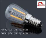 Nueva lámpara de filamento del bulbo LED del estilo de la vendimia del diseño de St64/St45 2W 4W 6W 8W