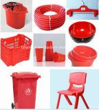 Film&#160를 부는 플라스틱을%s 인도 가격 Pigmento 빨강 산화물 검정 색깔 Masterbatch;