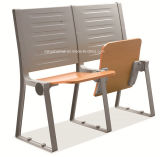 Escritorio y silla de la escuela del marco de Alumium de la alta calidad