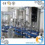 Maquinaria de engarrafamento de enchimento quente engarrafada in-1 da água de Auotomatic 3