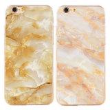 iPhone de Apple da caixa do telefone do iPhone 7 6 6s mais o caso ultra fino pintado mármore de TPU