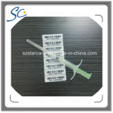 125kHz 134.2kHzの動物のマイクロチップの札