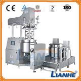 Máquina de mistura do homogenizador do misturador do vácuo de Guangzhou Lianhe para o creme de corpo