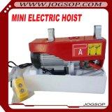 grue électrique d'élévateur de câble métallique 500kg